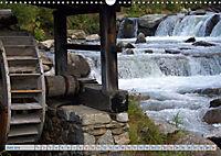 Bäche und Seen in Alpen und Dolomiten (Wandkalender 2019 DIN A3 quer) - Produktdetailbild 6