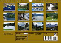 Bäche und Seen in Alpen und Dolomiten (Wandkalender 2019 DIN A4 quer) - Produktdetailbild 13