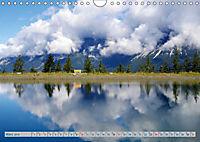 Bäche und Seen in Alpen und Dolomiten (Wandkalender 2019 DIN A4 quer) - Produktdetailbild 3