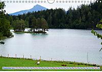 Bäche und Seen in Alpen und Dolomiten (Wandkalender 2019 DIN A4 quer) - Produktdetailbild 9