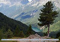 Bäche und Seen in Alpen und Dolomiten (Wandkalender 2019 DIN A4 quer) - Produktdetailbild 10
