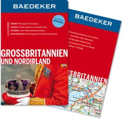 Baedeker Grossbritannien und Nordirland, Brigitte Ringelmann, Thomas Rudolf