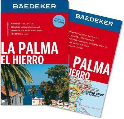 Baedeker La Palma, El Hierro, Rolf Goetz