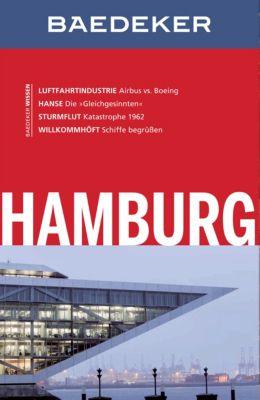 Baedeker Reiseführer E-Book: Baedeker Reiseführer Hamburg, Wieland Höhne