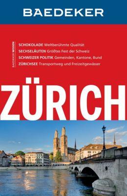 Baedeker Reiseführer E-Book: Baedeker Reiseführer Zürich, Dina Stahn