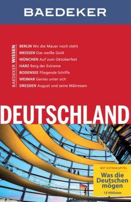 Baedeker Reiseführer E-Book: Baedeker Reiseführer Deutschland