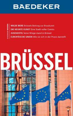 Baedeker Reiseführer E-Book: Baedeker Reiseführer Brüssel, Rainer Eisenschmid