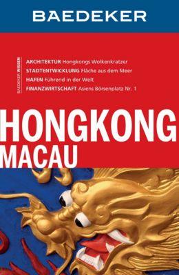 Baedeker Reiseführer E-Book: Baedeker Reiseführer Hongkong, Heiner F. Gstaltmayr