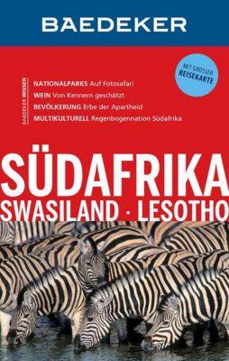 Baedeker Reiseführer E-Book: Baedeker Reiseführer Südafrika, Swasiland, Lesotho, Birgit Borowski, Anja Schliebitz, Dr. Bernhard Abend