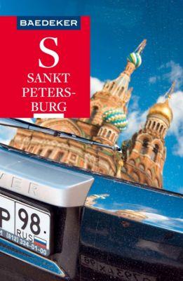Baedeker Reiseführer E-Book: Baedeker Reiseführer Sankt Petersburg, Lothar Deeg, Veronika Wengert, Birgit Borowski