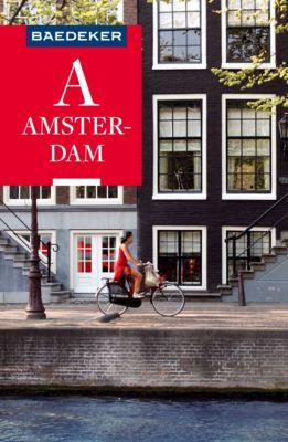 Baedeker Reiseführer E-Book: Baedeker Reiseführer Amsterdam, Ulrike Grafberger