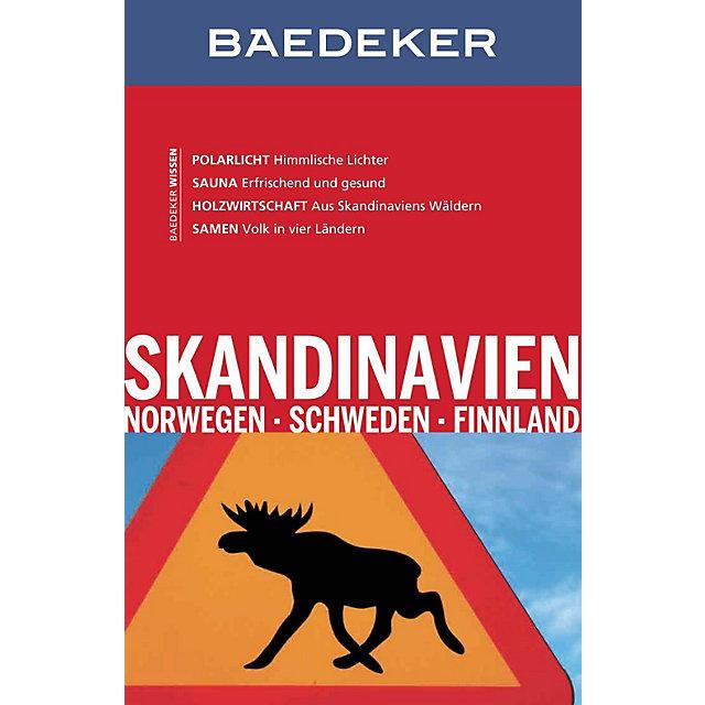 baedeker reisef hrer e book baedeker reisef hrer skandinavien norwegen schweden finnland. Black Bedroom Furniture Sets. Home Design Ideas