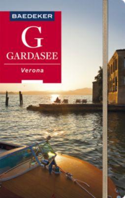 Baedeker Reiseführer Gardasee, Verona - Jochen Müssig |