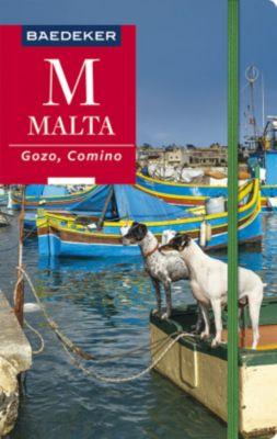 Baedeker Reiseführer Malta, Gozo, Comino, Klaus Bötig, Birgit Borowski, Reinhard Strüber
