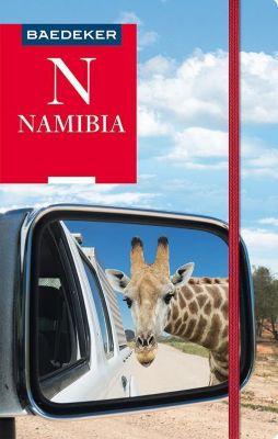 Baedeker Reiseführer Namibia - Fabian von Poser  