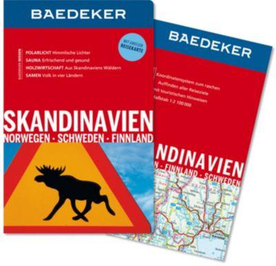 Baedeker Skandinavien, Christian Nowak, Rasso Knoller