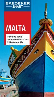 Baedeker SMART Reiseführer E-Book: Baedeker SMART Reiseführer Malta, Klaus Bötig