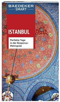 Baedeker SMART Reiseführer Istanbul, Florian Merkel