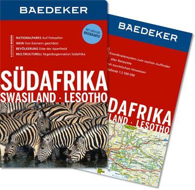 Baedeker Südafrika, Birgit Borowski, Bernhard Abend, Anja Schliebitz