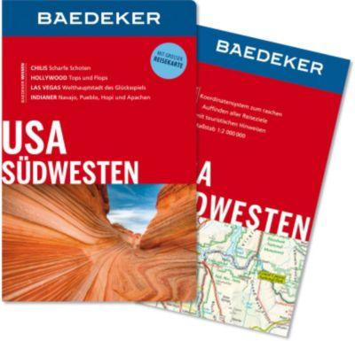 Baedeker USA Südwesten, Axel Pinck, Helmut Linde
