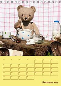 Bärenstarker Planer für das Jahr - Teddys (Tischkalender 2019 DIN A5 hoch) - Produktdetailbild 2