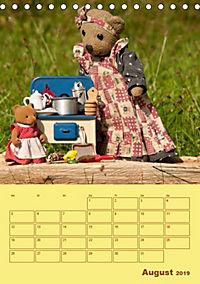 Bärenstarker Planer für das Jahr - Teddys (Tischkalender 2019 DIN A5 hoch) - Produktdetailbild 8