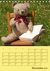 Bärenstarker Planer für das Jahr - Teddys (Tischkalender 2019 DIN A5 hoch) - Produktdetailbild 11