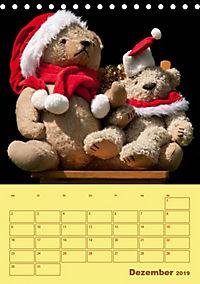 Bärenstarker Planer für das Jahr - Teddys (Tischkalender 2019 DIN A5 hoch) - Produktdetailbild 12
