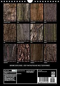 BÄUME DER ERDE - DIE FANTASTISCHE WELT DER RINDE (Wandkalender 2019 DIN A4 hoch) - Produktdetailbild 12