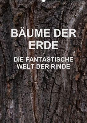 BÄUME DER ERDE - DIE FANTASTISCHE WELT DER RINDE (Wandkalender 2019 DIN A2 hoch), Martin Schreiter
