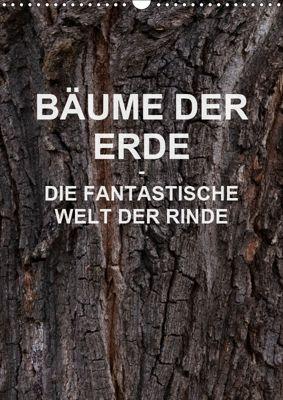 BÄUME DER ERDE - DIE FANTASTISCHE WELT DER RINDE (Wandkalender 2019 DIN A3 hoch), Martin Schreiter