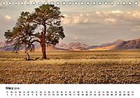 Bäume in Namibias Landschaften (Tischkalender 2019 DIN A5 quer) - Produktdetailbild 3