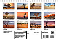 Bäume in Namibias Landschaften (Wandkalender 2019 DIN A4 quer) - Produktdetailbild 13