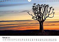 Bäume in Namibias Landschaften (Wandkalender 2019 DIN A4 quer) - Produktdetailbild 2
