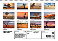 Bäume in Namibias Landschaften (Wandkalender 2019 DIN A3 quer) - Produktdetailbild 13