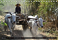 Bagan - Einzigartiges Juwel in Myanmar (Tischkalender 2019 DIN A5 quer) - Produktdetailbild 3