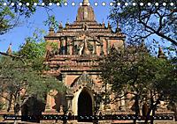 Bagan - Einzigartiges Juwel in Myanmar (Tischkalender 2019 DIN A5 quer) - Produktdetailbild 2