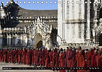 Bagan - Einzigartiges Juwel in Myanmar (Tischkalender 2019 DIN A5 quer) - Produktdetailbild 1