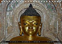 Bagan - Einzigartiges Juwel in Myanmar (Tischkalender 2019 DIN A5 quer) - Produktdetailbild 4