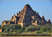 Bagan - Einzigartiges Juwel in Myanmar (Tischkalender 2019 DIN A5 quer) - Produktdetailbild 10