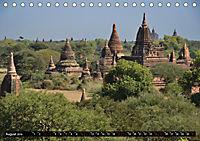Bagan - Einzigartiges Juwel in Myanmar (Tischkalender 2019 DIN A5 quer) - Produktdetailbild 8