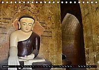 Bagan - Einzigartiges Juwel in Myanmar (Tischkalender 2019 DIN A5 quer) - Produktdetailbild 6