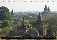 Bagan - Einzigartiges Juwel in Myanmar (Tischkalender 2019 DIN A5 quer) - Produktdetailbild 12