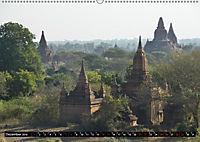 Bagan - Einzigartiges Juwel in Myanmar (Wandkalender 2019 DIN A2 quer) - Produktdetailbild 4