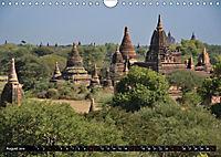 Bagan - Einzigartiges Juwel in Myanmar (Wandkalender 2019 DIN A4 quer) - Produktdetailbild 1