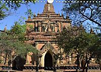 Bagan - Einzigartiges Juwel in Myanmar (Wandkalender 2019 DIN A4 quer) - Produktdetailbild 2