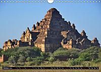 Bagan - Einzigartiges Juwel in Myanmar (Wandkalender 2019 DIN A4 quer) - Produktdetailbild 9