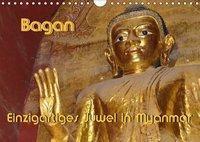 Bagan - Einzigartiges Juwel in Myanmar (Wandkalender 2019 DIN A4 quer), Hans-Werner Scheller