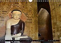 Bagan - Einzigartiges Juwel in Myanmar (Wandkalender 2019 DIN A4 quer) - Produktdetailbild 6