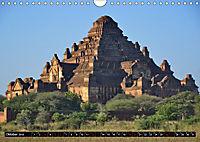 Bagan - Einzigartiges Juwel in Myanmar (Wandkalender 2019 DIN A4 quer) - Produktdetailbild 10